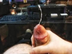 Chubby Solo Cumpilation - HD Jerkoff, Fleshlight and SlowMo