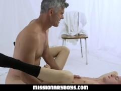 missionaryboyz - hot sexy priest penetrates an innocent boy