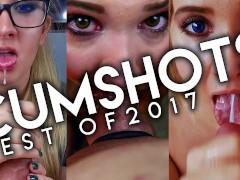 Best Cumshots of 2017 Compilation   Vivian Rose