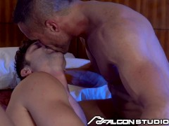 Devin Franco Pounded Mercilessly By Daddy - FalconStudios