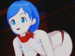 Dragon Ball Z - Bulma 3D Hentai