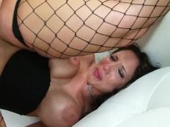 Big Booty girls Krissy Lynn & Kelly Divine get tied up & fucked anal - BBC