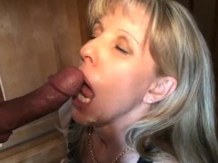 Sucking a 23 year old cock