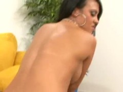 Round Latina Ass Big Latina Tits Fucked Silly!