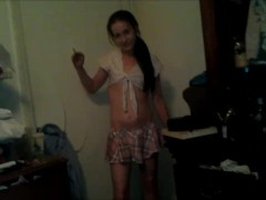 lil mary hairy school girl gape