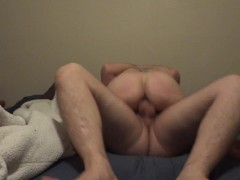 Creampied In My Tight Little Pussy After He Eats Me And I Suck His Cock
