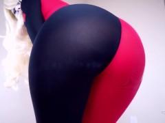 Harley Quinn Farts video