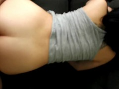 TEEN PUSSY FUCKED DOGGYSTYLE! CONDOM OFF (PART3) DEMI SWEETS