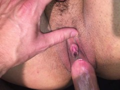 pounding my pussy