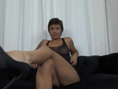 Jerk Of Instruction in French -JOI en francais - Vic Alouqua