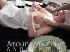 Egyptian Erotic Balm Massage - Part Three - Facial and Bosom