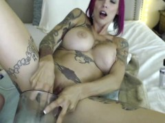 Catching My Own Squirt Cumshow
