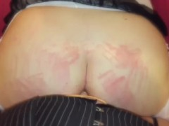 Fifty Shade of Sissy - Tied, Abused, Whipped, Spanked and Pegged