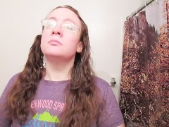 Creating Pig Tails with Long Curly Hair