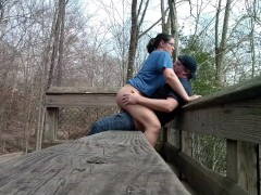 - Amateur couple ALMOST caught fucking at the park.../><br/>                         <span class=