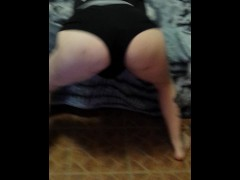 Twerking drunk girls night