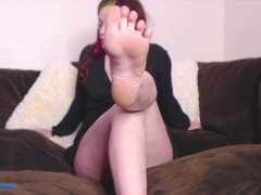 Deepening your Foot Fetish Addiction (Intense)