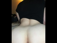 Reverse Cowgirl POV Part 2 (DaddysCamille)
