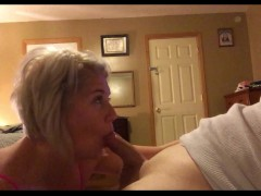 I love sucking dick!!!! Milf with hubby again!!