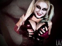Harley & Joker The Origin Story PART 1 of 2 -Leya Falcon