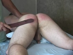 Devin's spanking punishment