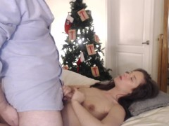 : Handjob and Cream Pie Catherine Grey