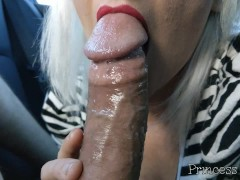 Big Cock - Red Lips - Cheating Milf - Princess Poppy