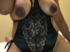 BBW Thai girl slut 3 (Hot! lingerie)