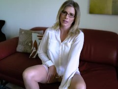 Cory Chase in the MILF Realtor Strokes My Cock