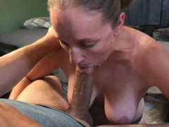 MILF Whore suck giant cocked friend love his cock 1st meeting Houston/Texas