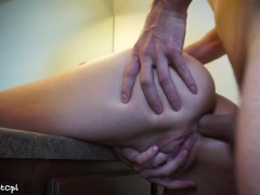 So much cum in my asshole! The Perfect Anal Creampie