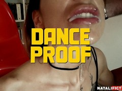 He Cums in my Mouth after a Sexy Dance and fuck me a lot - Natali Fiction