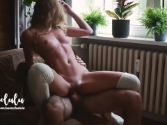 First Sextape in our New Aoartment 20mn of pure sex! Amateur Couple LeoLulu