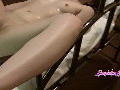Danicha Squirt Fest (Cute College Girl has +60 Squirts in a Row)