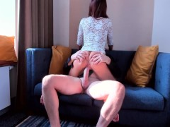 Hot Teen rides - big cock in wet pussy - Ride compilation