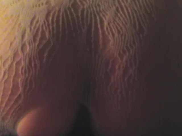 Fucking hot wife in white lace body socking riding for creampie