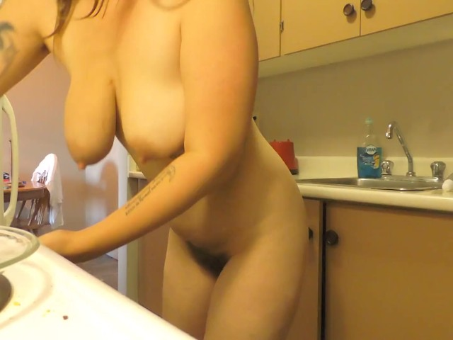 Spy Caught Hairy Milf Cleaning Naked - Free Porn Videos -7792