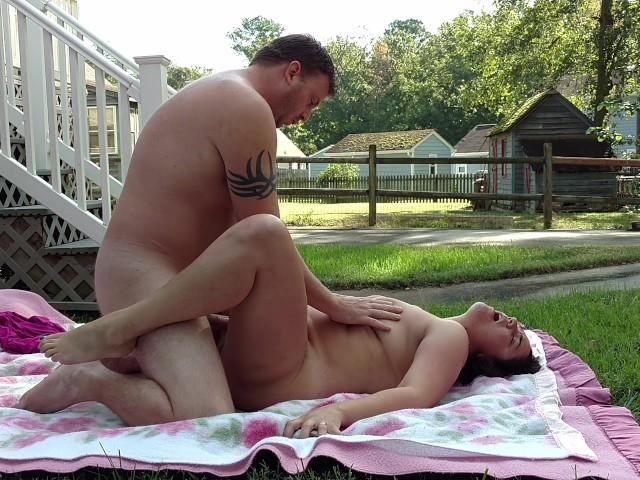 Amateur Couple Having Passionate Outdoor Sex - Free Porn Videos -4698