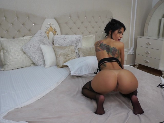 Anisyia livejasmin extremely hot secretary buttpluged 8