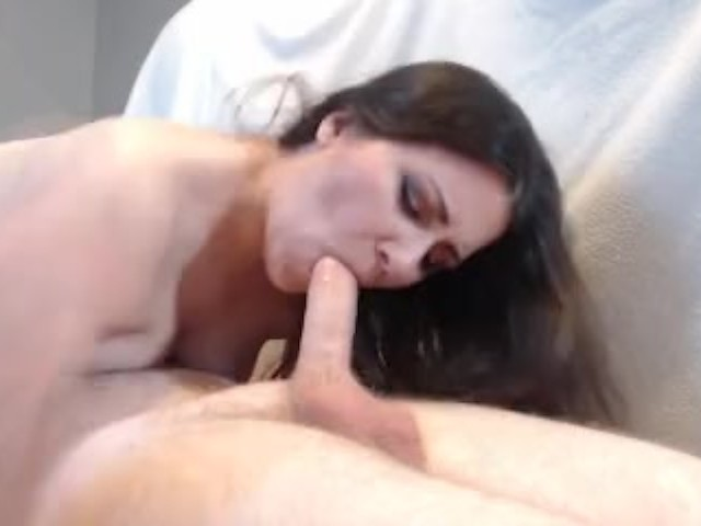 Oops the cum dripped out close up 69 blowjob no hands with cum in mouth 7