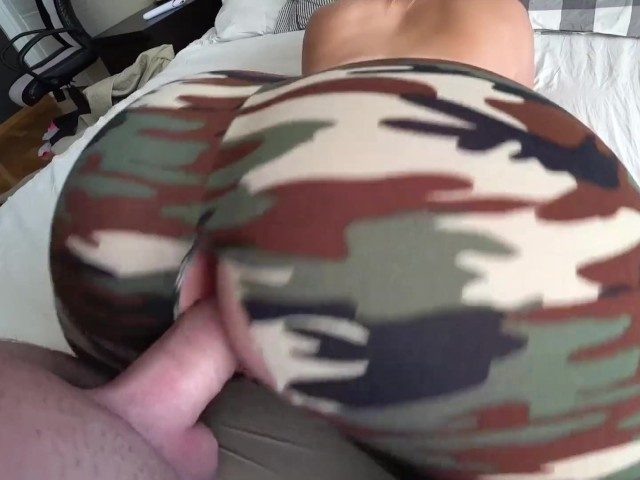 Sex Young Couple Through Leggings - Free Porn Videos - Youporn-8473