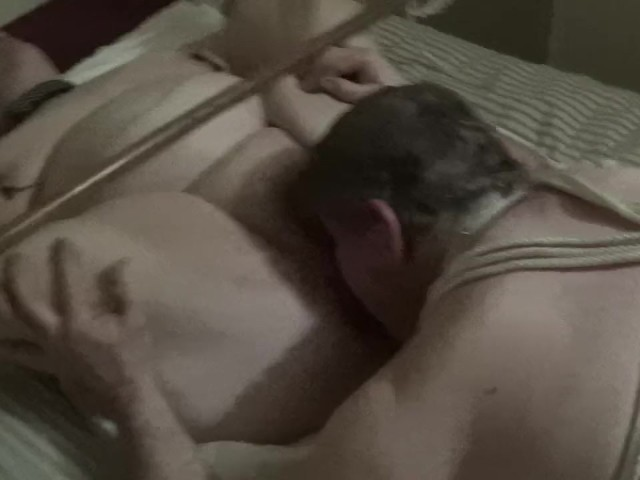 2017-04-14 - Fuckmeat and Manslut Put on a Show for Master