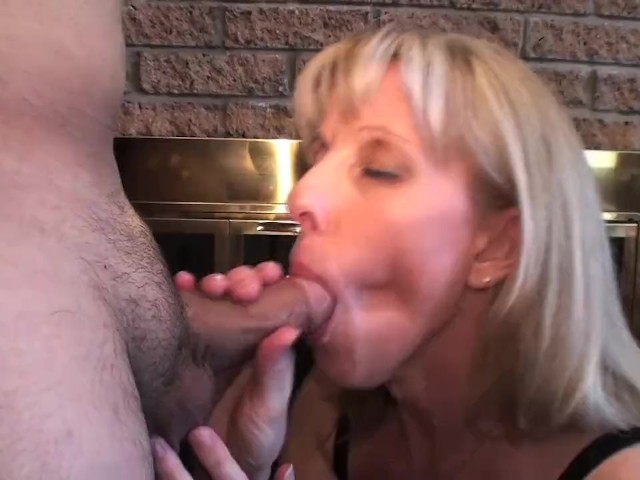 A Cougar Fireplace Suck  Swallow With One Of My Young -6196