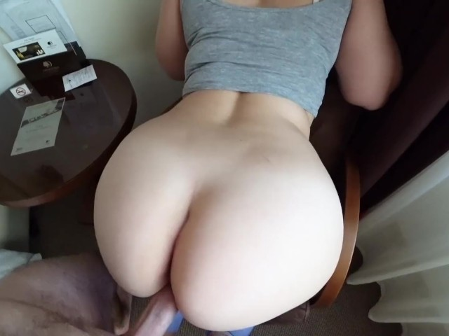 19 Year Old Girl In Leggings Fucks And Gets Sperm On Her -6445