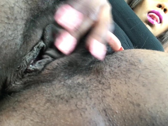 Masturbating My Hairy Pussy in Best Buy Parking Lot - Free Porn Videos