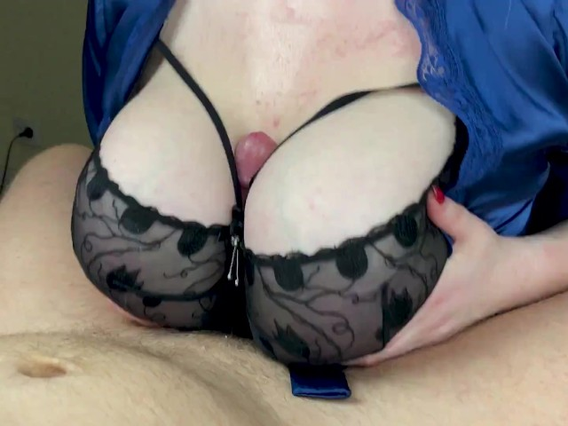I Like to Fuck Big Tits of My Gf - Pov Titfuck and Deepthroat