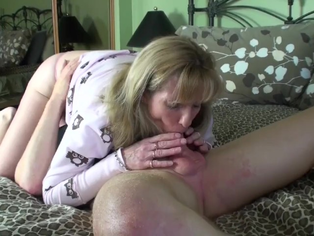 54 Y/o Carol Cox Gets Fucked Hard by a 23 Y/o Boy