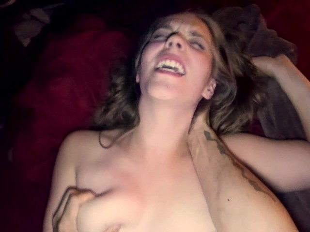 She Loves Getting Rammed by Big Fat Cock - Harper the Fox