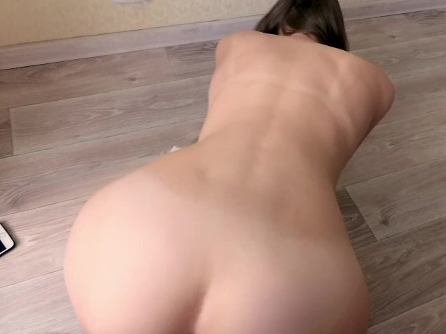 Tight 18 Year Old Ass Loves Deep Anal - Teen Anal Creampie - Ultra Hd 4k