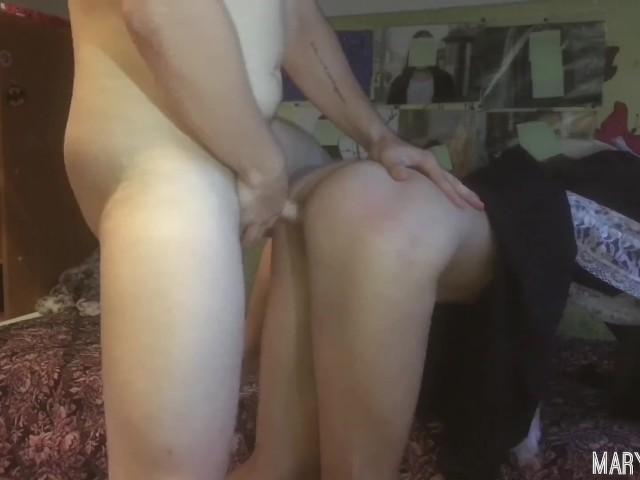 Horny Schoolgirl Suck Cock and Have Sex After School - Maryvincxxx